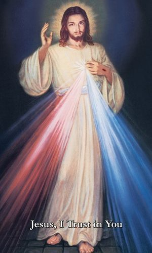 catholic divine mercy